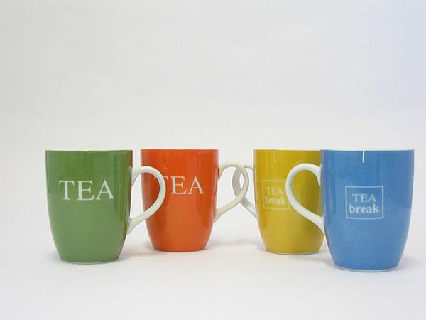 TEA hrnek na čaj se zářezem