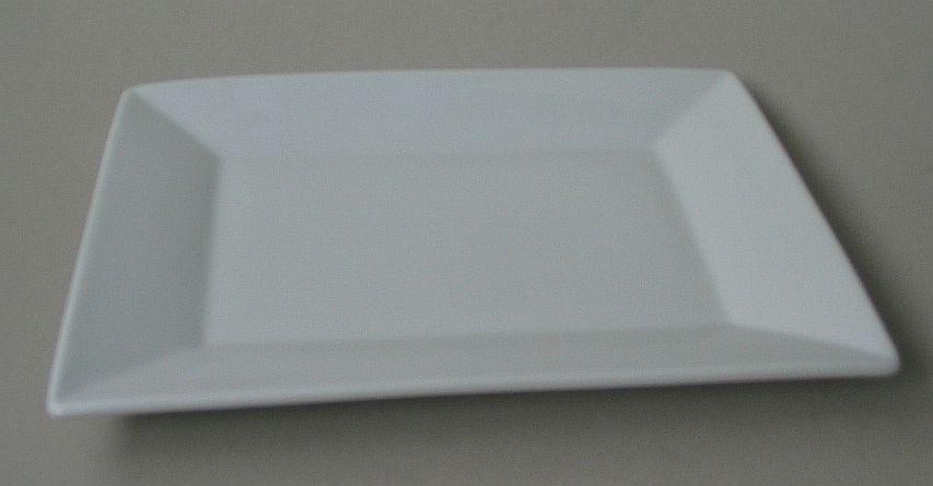 SUPERBASIC Talíř hranatý 30x23 cm