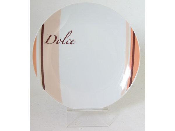LA CENA Talíř desertní 21 cm DOLCE dekor
